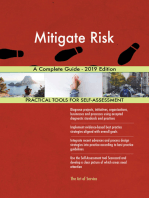 Mitigate Risk A Complete Guide - 2019 Edition