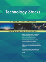Technology Stacks A Complete Guide - 2019 Edition