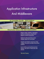 Application Infrastructure And Middleware A Complete Guide - 2019 Edition