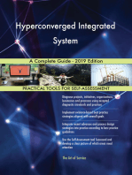 Hyperconverged Integrated System A Complete Guide - 2019 Edition