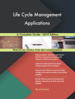 Life Cycle Management Applications A Complete Guide - 2019 Edition