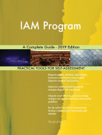 IAM Program A Complete Guide - 2019 Edition