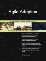 Agile Adoption A Complete Guide - 2019 Edition