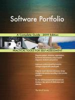 Software Portfolio A Complete Guide - 2019 Edition