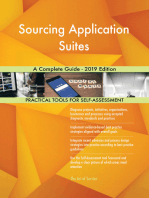 Sourcing Application Suites A Complete Guide - 2019 Edition