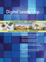 Digital Leadership A Complete Guide - 2019 Edition