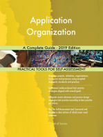 Application Organization A Complete Guide - 2019 Edition