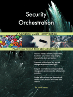 Security Orchestration A Complete Guide - 2019 Edition