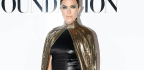 Yes, Mandy Moore Just Wore a Gold Cape to a Party in Paris and Crushed It