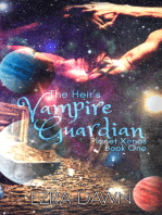 The Heir's Vampire Guardian