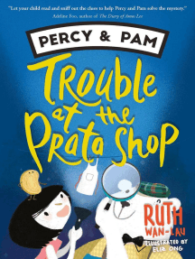 Percy & Pam: Trouble at the Prata Shop (book 1): Percy & Pam, #1