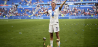 Megan Rapinoe Quotes Nipsey Hussle While Celebrating U.S. Women's Fourth World Cup Win