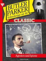 Butler Parker Classic 1 – Kriminalroman