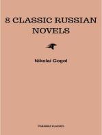 8 Classic Russian Novels You Should Read