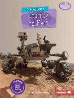 Cutting-Edge Journey to Mars