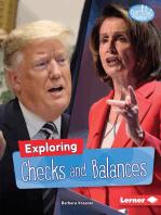 Exploring Checks and Balances
