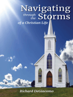Navigating through the Storms of a Christian Life