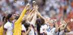 Equal Pay For Equal Play; The U.S. Women's Soccer Team Tackles Its Next Quest