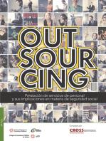 Outsourcing: Prestación de servicios de personal y sus implicaciones en materia de seguridad social