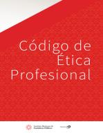 Código de Ética Profesional (IMCP)