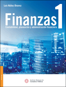 Finanzas 1.: Contabilidad, planeación y administración financiera