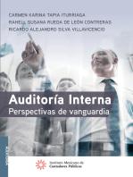 Auditoría Interna: Perspectivas de vanguardia