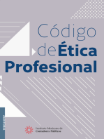 Código de Ética Profesional 11ª edición, 2018