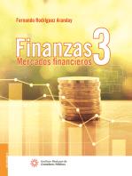 Finanzas 3: Mercados financieros