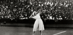 Wimbledon's First Fashion Scandal