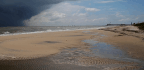 Toxic Algae Bloom Closes 25 Beaches On Mississippi's Coast, Fed By Fresh Floodwaters
