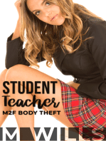 Student Teacher (M2F Body Theft)