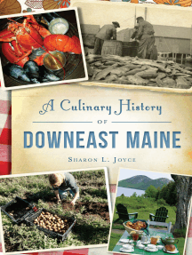 Culinary History of Downeast Maine, A