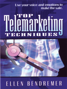 Top Telemarketing Techniques: Use Your Voice and Emotions to Make the Sale