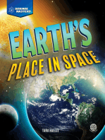 Earth's Place in Space