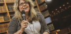 Naomi Wolf's Book Is Sitting in Limbo