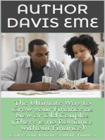 The Ultimate Way to Grow your Finance as New or Old Couples (There is no Romance without Finance)