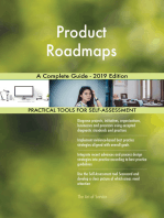 Product Roadmaps A Complete Guide - 2019 Edition