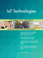 IoT Technologies A Complete Guide - 2019 Edition