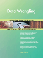 Data Wrangling A Complete Guide - 2019 Edition
