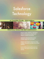 Salesforce Technology A Complete Guide - 2019 Edition