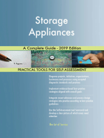 Storage Appliances A Complete Guide - 2019 Edition