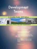 Development Teams A Complete Guide - 2019 Edition