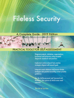 Fileless Security A Complete Guide - 2019 Edition