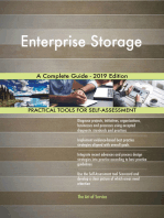 Enterprise Storage A Complete Guide - 2019 Edition
