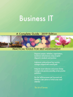 Business IT A Complete Guide - 2019 Edition