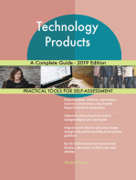Technology Products A Complete Guide - 2019 Edition