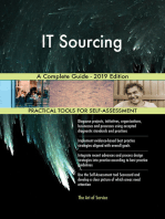 IT Sourcing A Complete Guide - 2019 Edition