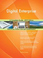 Digital Enterprise A Complete Guide - 2019 Edition