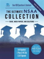 The Ultimate NSAA Collection