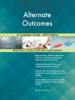Alternate Outcomes A Complete Guide - 2019 Edition